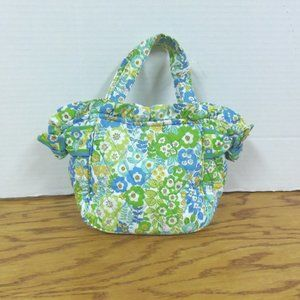 "Vera Bradley "" English Meadow"" Small Bag"